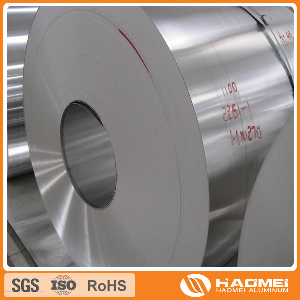 pe coating aluminum coil for refrigeration material/decorativ