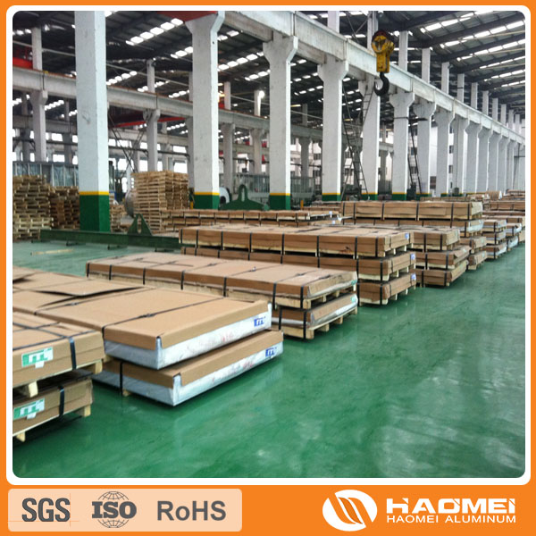 1-8 series aluminum sheet price