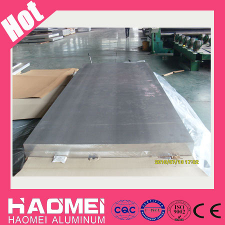 3003 5052 6061 aluminium sheet plate cut to size supplier